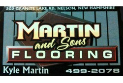 Martin and Sons Flooring